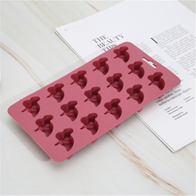 Silicone Flamingo Elephant Shape Cake Mold for Home