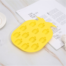 Home Easy To Use Silicone Pineapples Shape Cake Molds