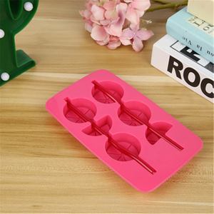 Silicone Double Row Household Ice Mold