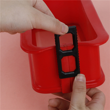 Silicone Square Ice Cube Mold for Household
